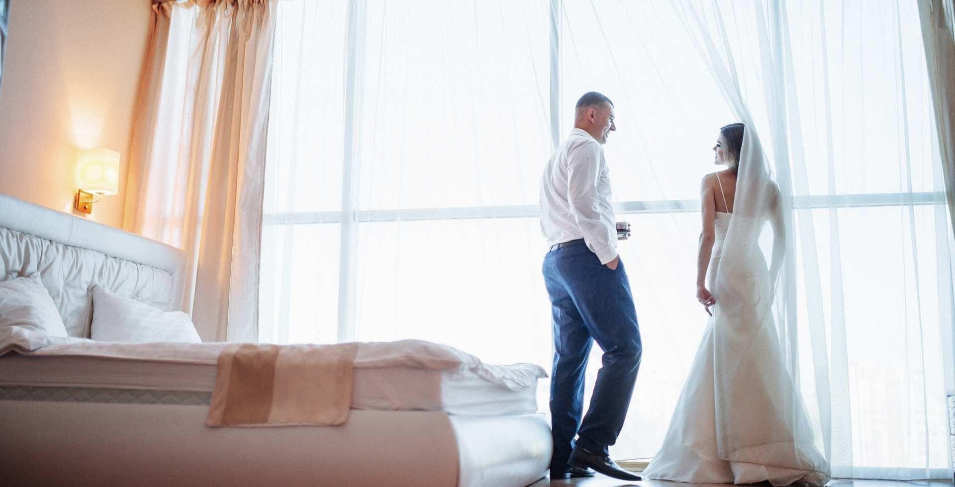 Matrimonio hotel dei congressi